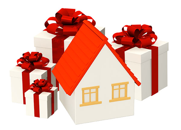 Presents, Insurance, House safety
