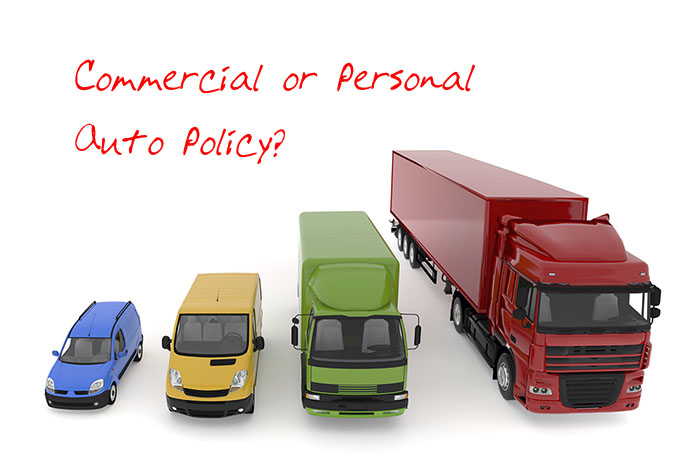 Does Your Business Need a Commercial or Personal Auto Policy?