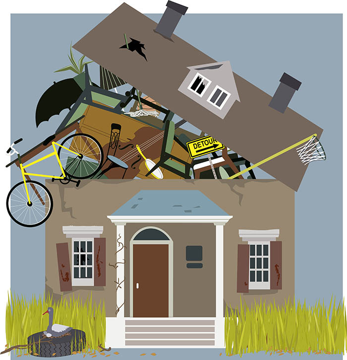 Hoarding: A Homeowner's Nightmare