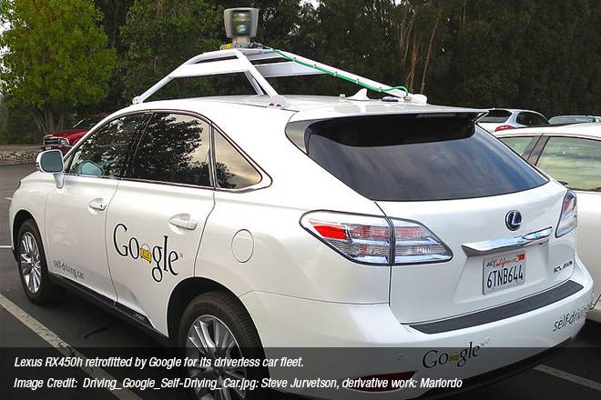 Are You Going My Way? Self-Driving Cars are Coming!