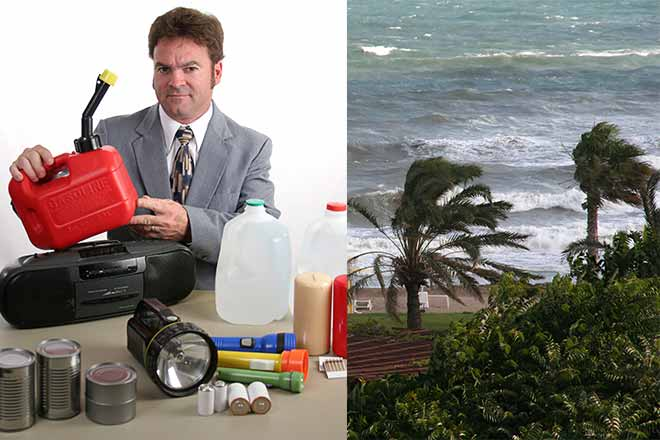 2016 Hurricane Preparedness Checklist - Part 1 - Stocking Up