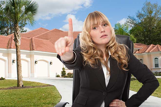 Buyer Beware - Does Your House Have a History
