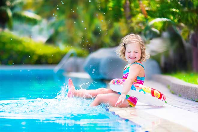 Play It Safe – What to Do When You Have a Pool