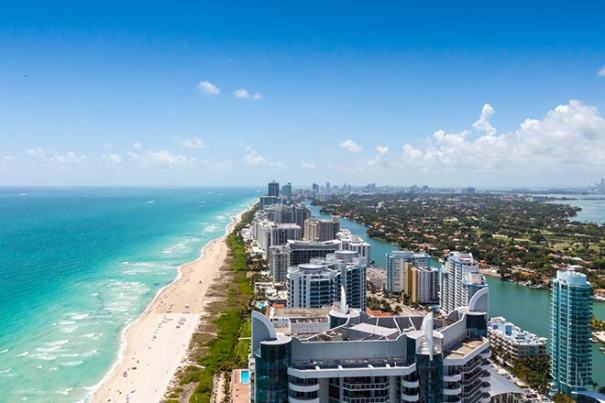 Miami Goes High as Flooding Increases